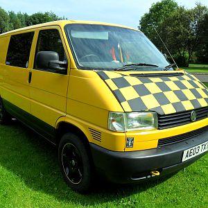 my last AA van