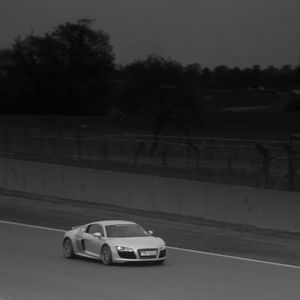 Me at Silverstone - R8 V10
