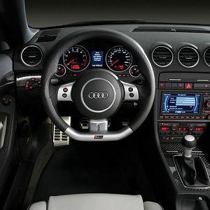 2007 Audi RS4 Interior